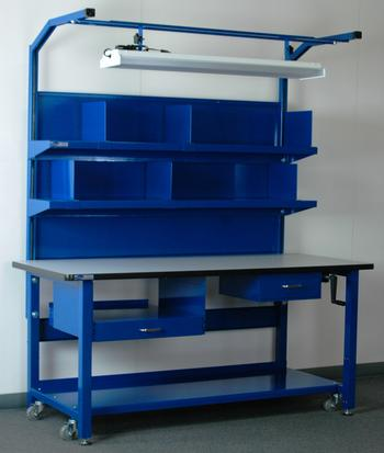 Workbenches Image