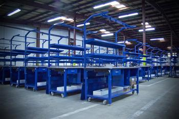 Packing & Fulfillment Workstations Image