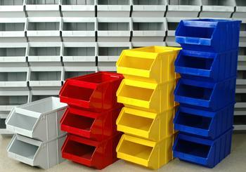 Plastic Stackbins Image