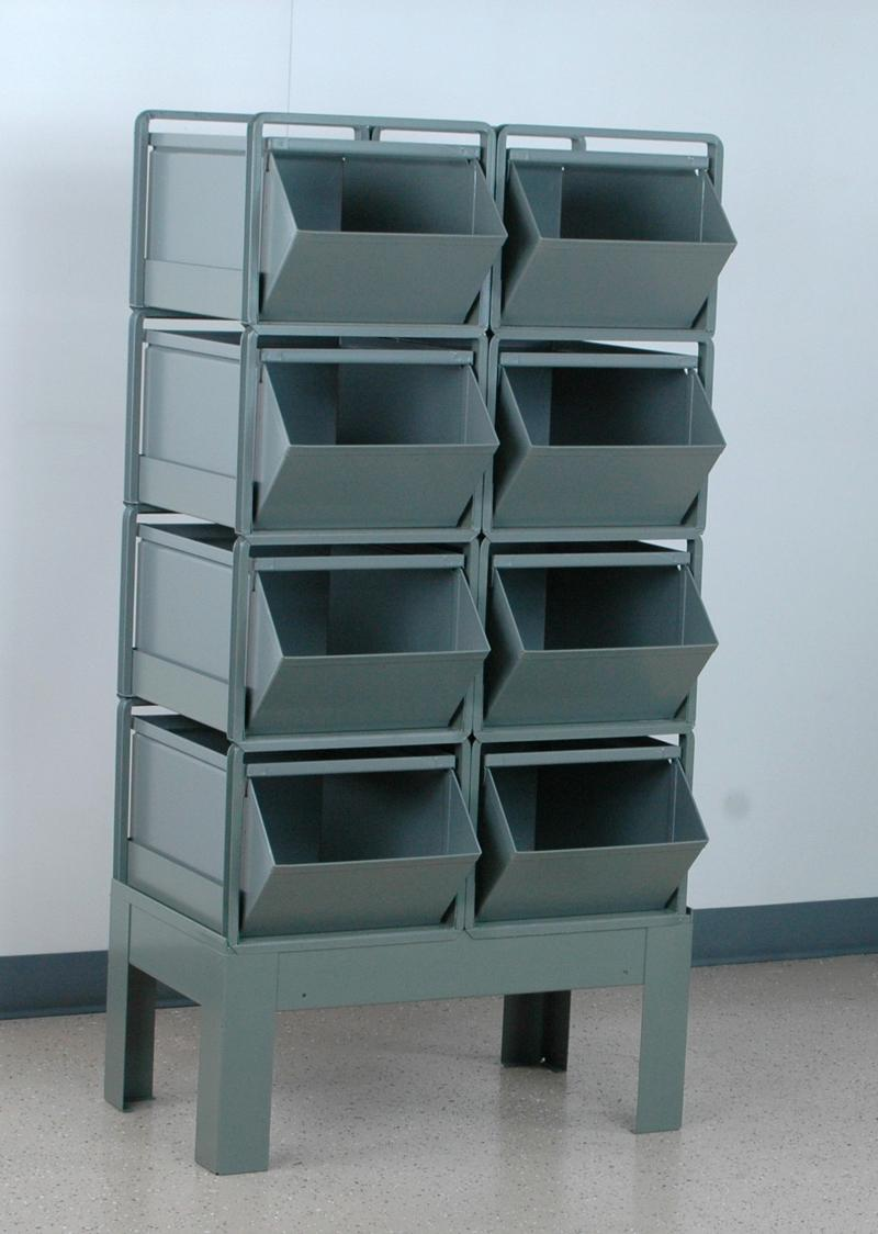Stackbin Stackbins Stackrack Unit W № 4 Stackbins