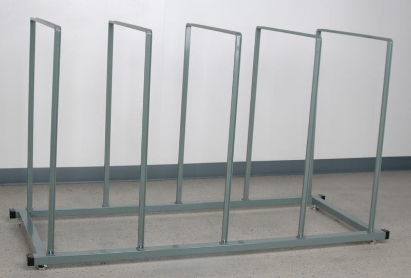Stackbin Shelving amp Carts Vertical Carton Storage Stand