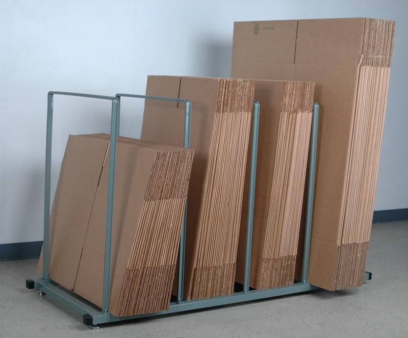 Beau ... Racks U0026 Stands; Vertical Carton Storage Stand. Product Photo