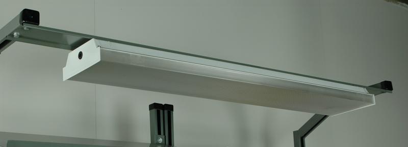 stackbin workbenches 48 fluorescent light fixture