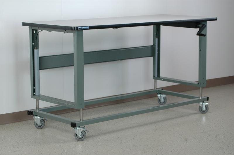 Stackbin Workbenches 2500 Series Mobile Workbench