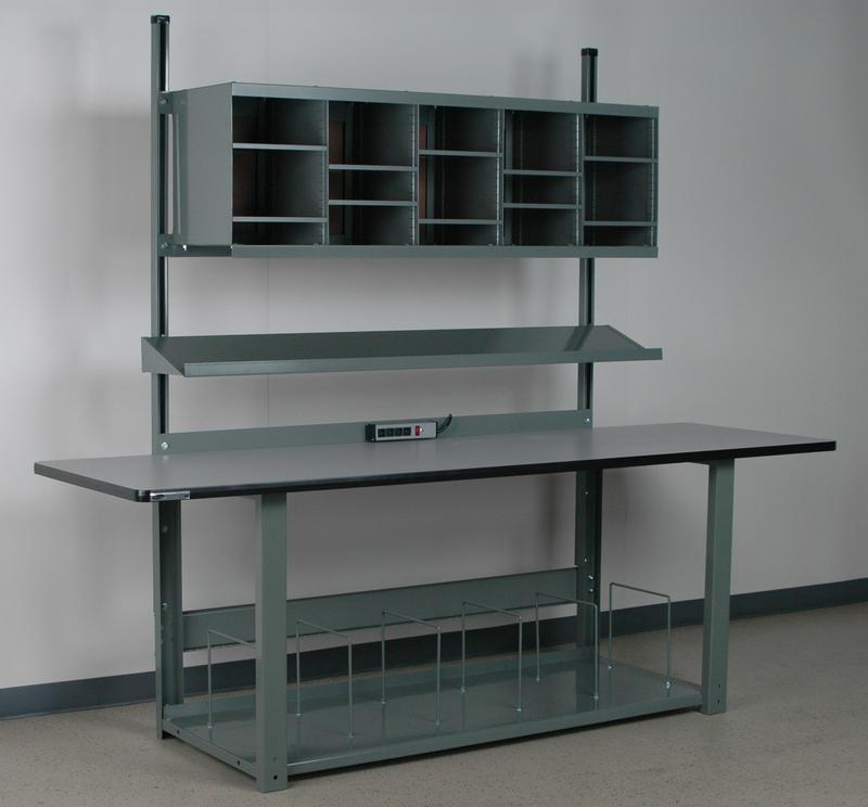 Stackbin Custom Projects Corrugated Storage Rack