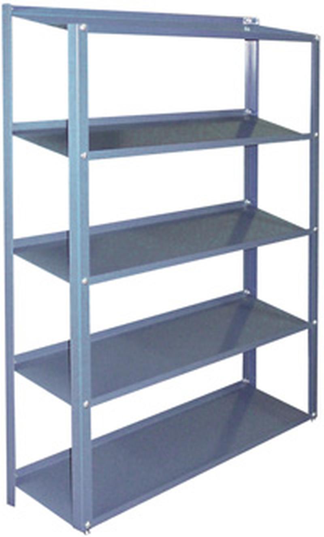 stackbin shelving carts 12 deep fixed angle steel. Black Bedroom Furniture Sets. Home Design Ideas