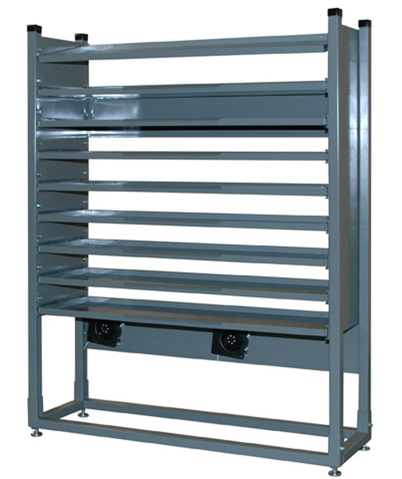 Stackbin Custom Projects Pull Out Shelf Unit